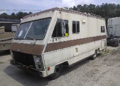 1974 MP MOTORHOME - R49CA35154070 Right View