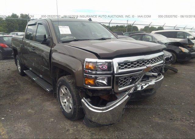 Inventory #251966390 2014 Chevrolet SILVERADO