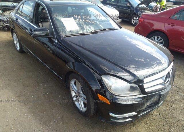 Inventory #259326103 2013 Mercedes-benz C