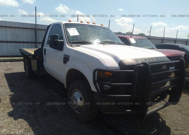 Inventory #889356359 2008 FORD F350