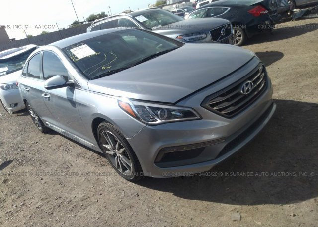 Inventory #309554685 2017 Hyundai SONATA