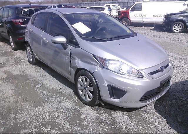 Inventory #312368275 2011 FORD FIESTA
