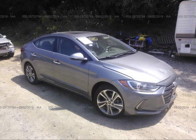 Inventory #694996166 2017 Hyundai ELANTRA