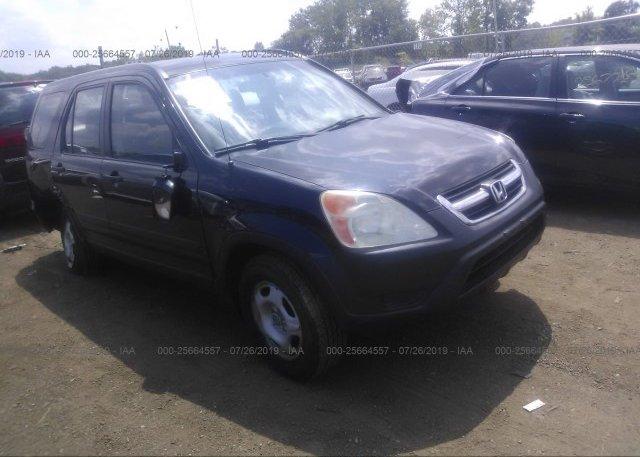 Inventory #134993414 2003 Honda CR-V