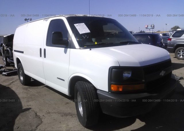 Inventory #366961249 2005 Chevrolet EXPRESS G2500