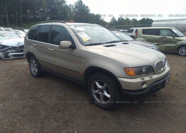 Inventory #192247357 2000 BMW X5