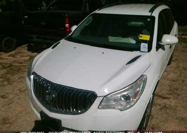 Inventory #806926344 2013 Buick ENCLAVE