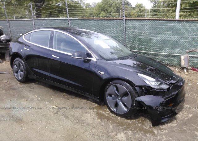 Inventory #438410318 2018 Tesla MODEL 3