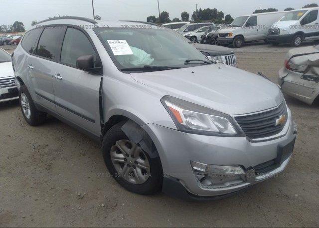 Inventory #805295559 2013 Chevrolet TRAVERSE