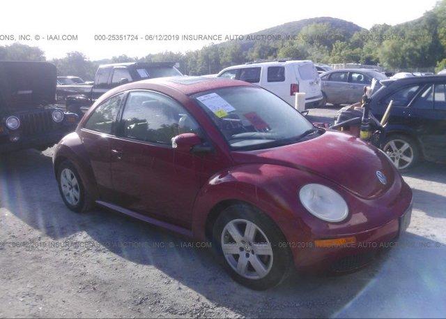 Inventory #289349788 2007 Volkswagen NEW BEETLE