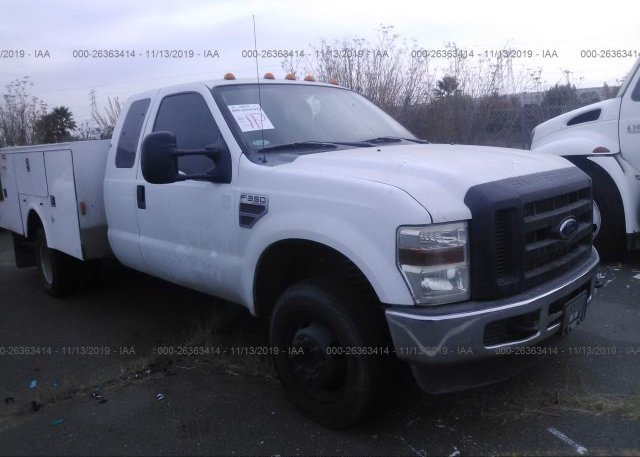 Inventory #246562990 2009 FORD F350