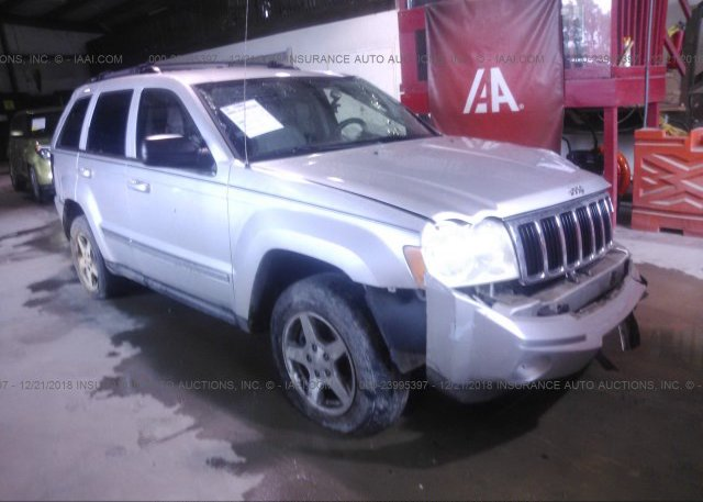 Inventory #440123994 2005 JEEP GRAND CHEROKEE