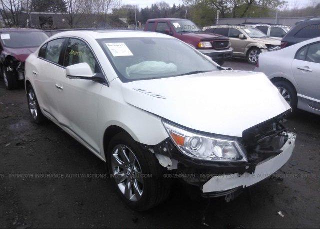 Inventory #803048612 2010 Buick LACROSSE