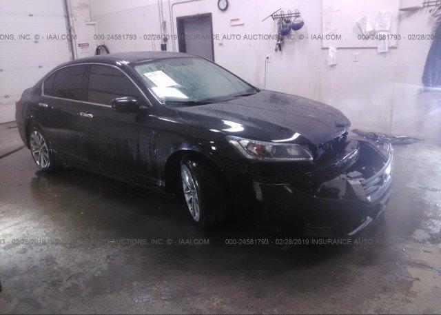 Inventory #356498841 2013 Honda ACCORD