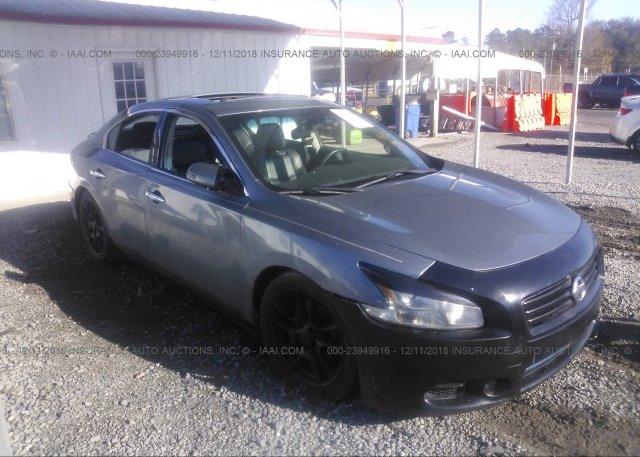 Inventory #415565289 2012 Nissan MAXIMA