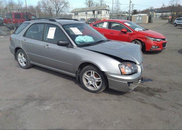 Inventory #775789168 2005 Subaru IMPREZA