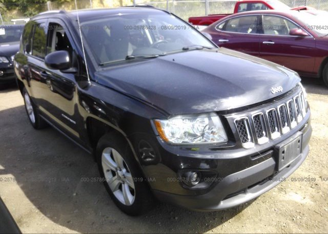 Inventory #950132201 2012 JEEP COMPASS