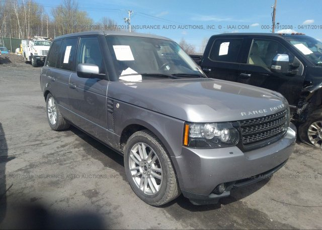 Inventory #350653959 2012 Land Rover RANGE ROVER