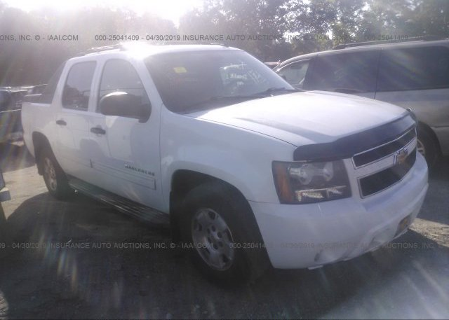Inventory #976380082 2010 Chevrolet AVALANCHE