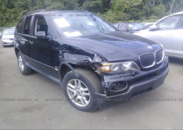 Inventory #919238889 2005 BMW X5
