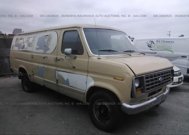 Inventory #382409267 1989 FORD ECONOLINE