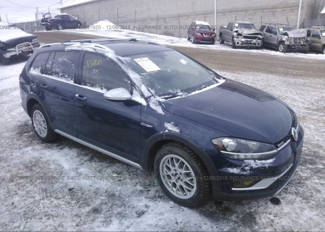 Inventory #844461030 2018 Volkswagen GOLF ALLTRACK