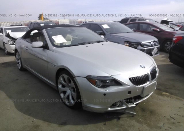 Inventory #988823617 2007 BMW 650