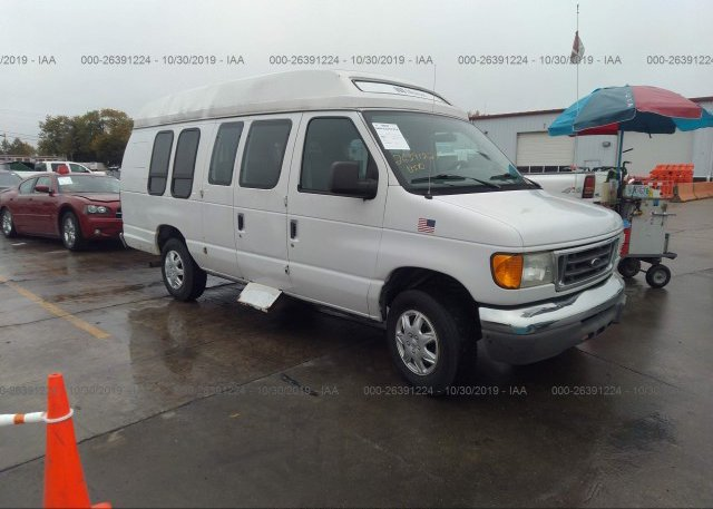 Inventory #841035962 2005 FORD ECONOLINE