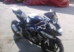 2006 Suzuki GSX-R600 - JS1GN7DA462100685 Left View