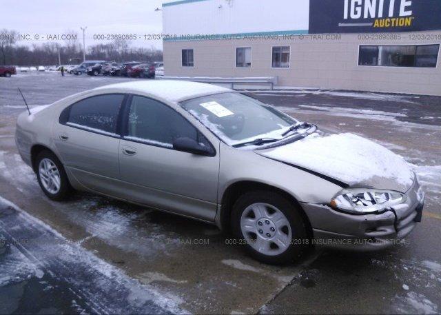 Inventory #568125332 2003 Dodge INTREPID