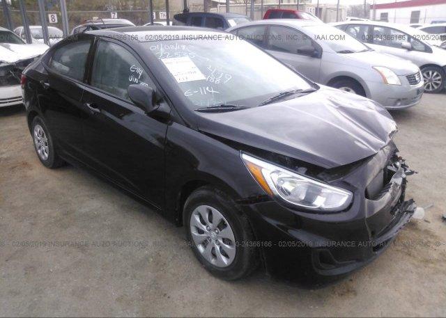 Inventory #131496706 2016 Hyundai ACCENT