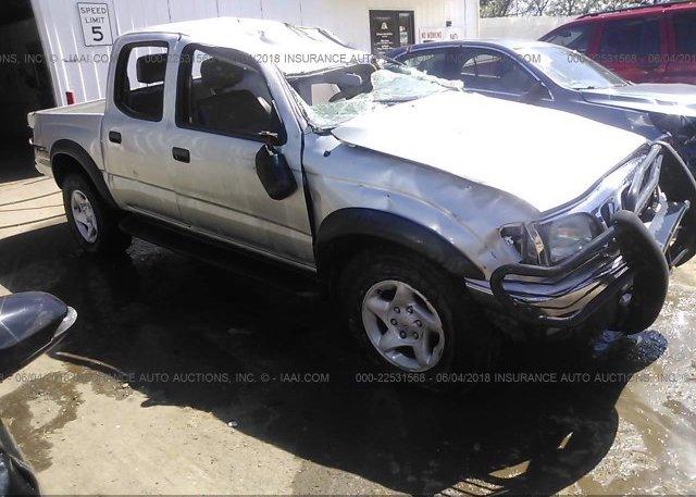 Inventory #333568042 2004 Toyota TACOMA