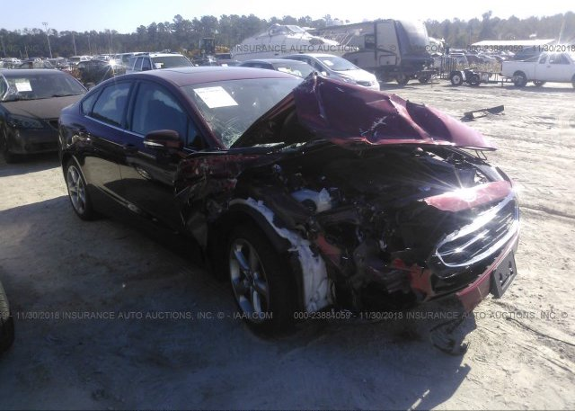 Inventory #310556589 2013 FORD FUSION