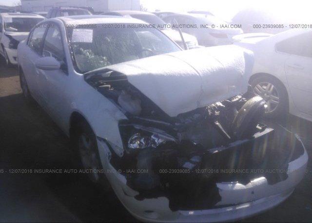 Inventory #543149216 2005 Nissan ALTIMA