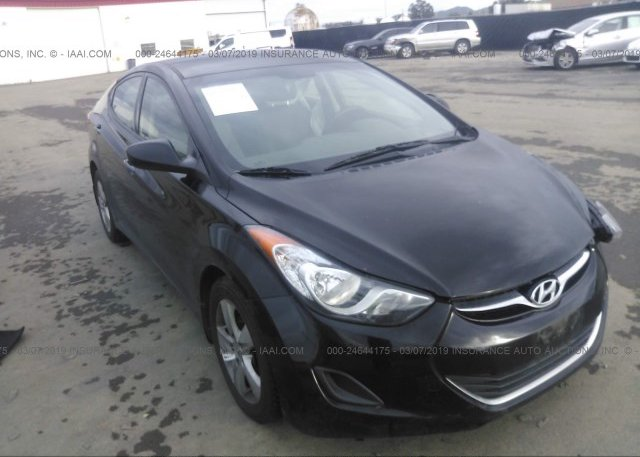 Inventory #115938249 2013 Hyundai ELANTRA
