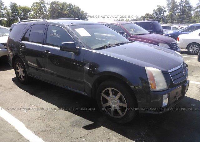 Inventory #829235868 2005 Cadillac SRX