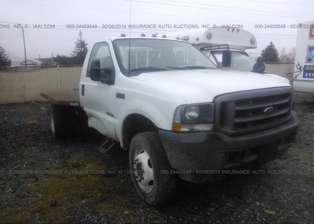 Inventory #620341660 2003 FORD F450