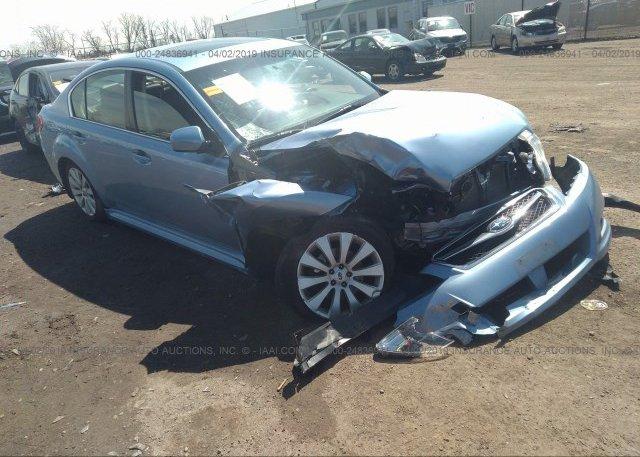 Inventory #218841293 2012 Subaru LEGACY