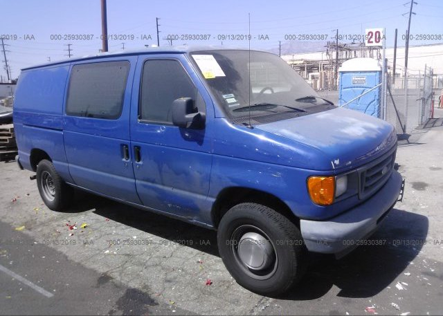 Inventory #104422307 2006 FORD ECONOLINE