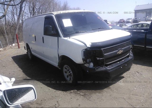 Inventory #273328753 2012 Chevrolet EXPRESS G1500
