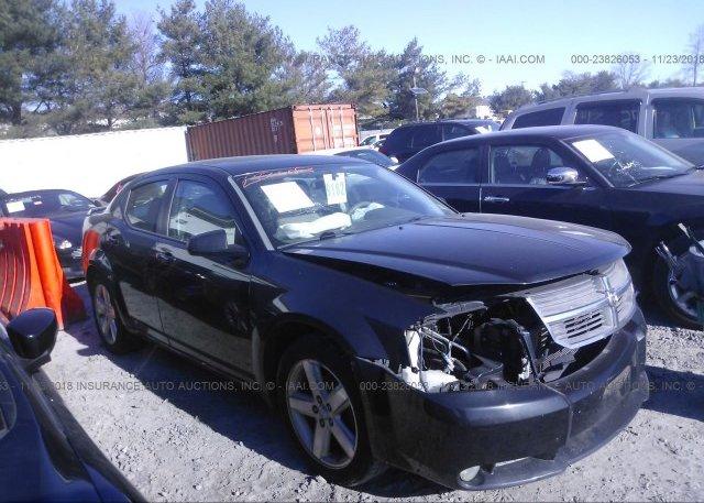 Inventory #691959395 2008 Dodge AVENGER