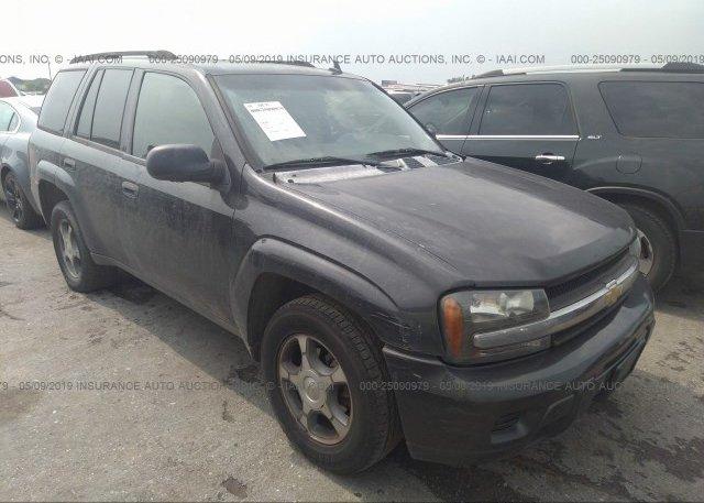 Inventory #489195020 2007 Chevrolet TRAILBLAZER