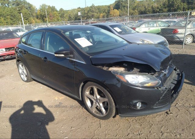 Inventory #280529341 2014 FORD FOCUS