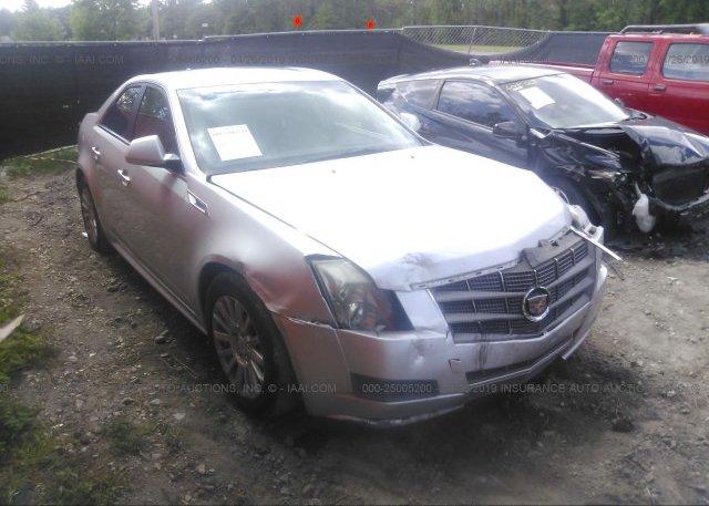 Inventory #955521725 2011 Cadillac CTS