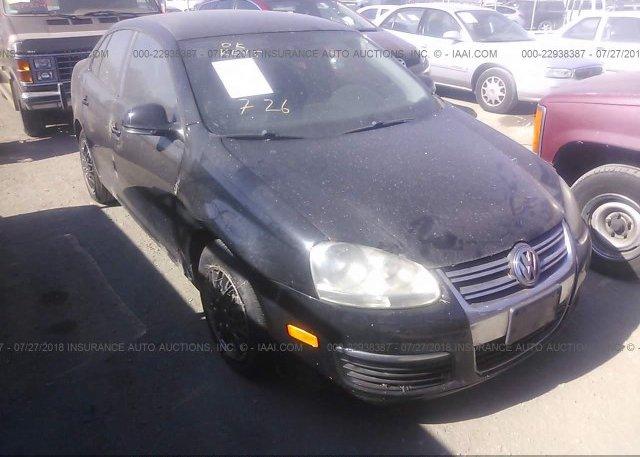 Inventory #853113601 2006 Volkswagen JETTA