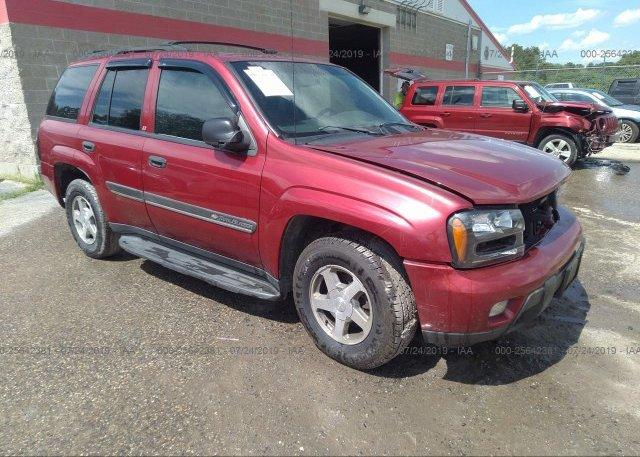Inventory #202428687 2002 Chevrolet TRAILBLAZER