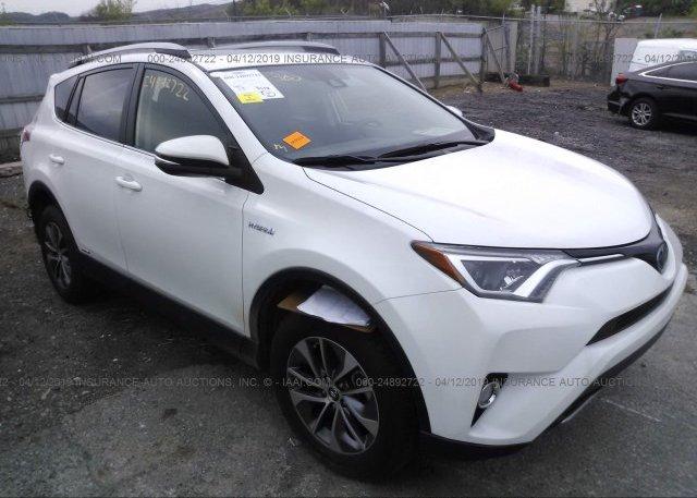 Inventory #220339355 2018 Toyota RAV4 HV