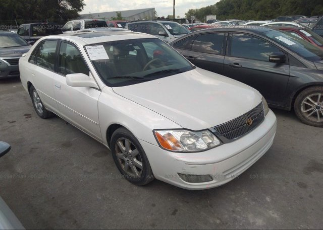 Inventory #758804656 2001 Toyota AVALON