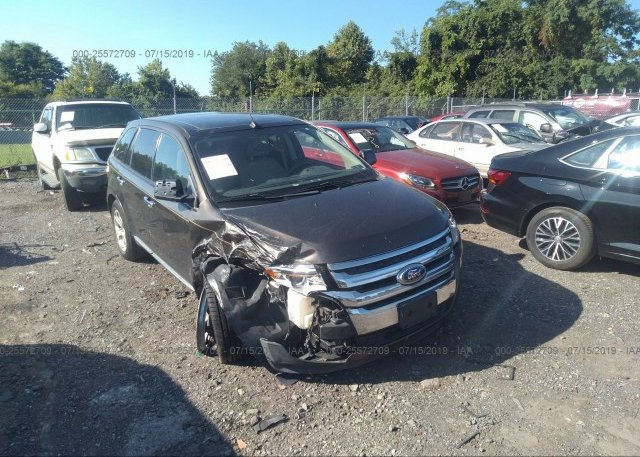 Inventory #172328502 2011 FORD EDGE