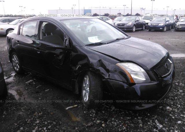 3n1ab6ap4al712225 Mv 907a Black Nissan Sentra At Buffalo Ny On